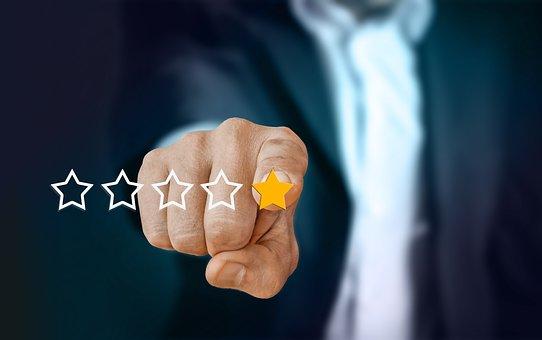 Criticism, Write A Review, Review, Star