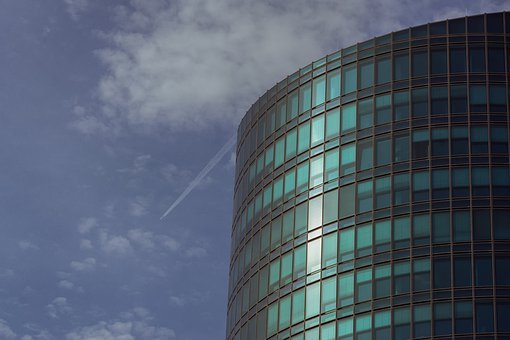 Tower, Building, Windows, Glass, Sky