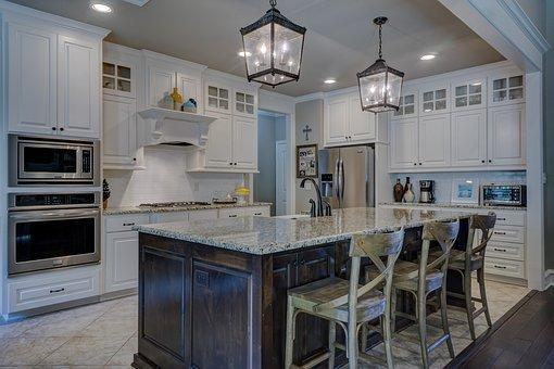 Kitchen, Interior Design, Room, Home