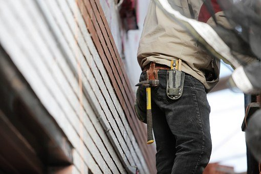 Construction Worker, Builder, Build