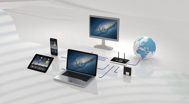 Ecommerce, Online, Marketing, Internet