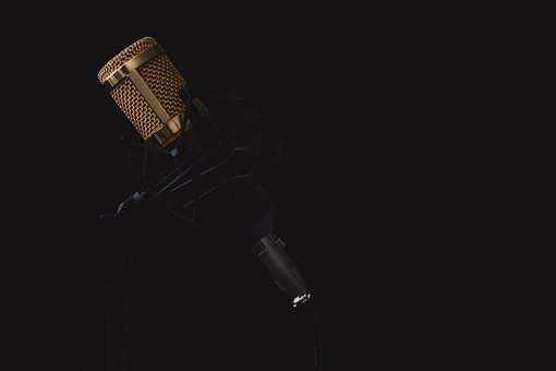 Microphone, Music, Sound, Mic, Musical
