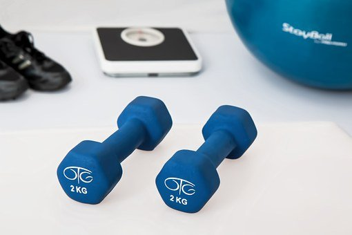 Physiotherapy, Weight Training, Dumbbell