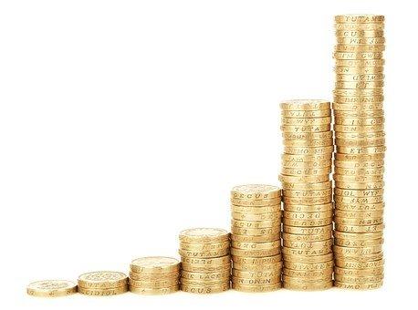 Achievement, Bar, Business, Chart, Coin