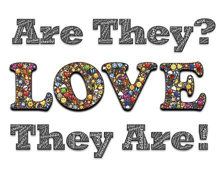 Love, They, Unique, Individual, Question