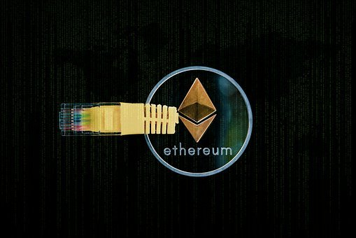 Cryptocurrency, Money, Ethereum, Digital