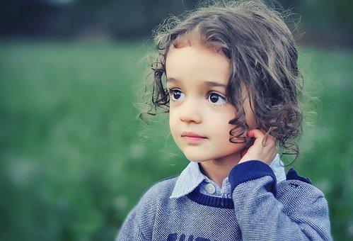 Child, Portrait, Model, Girl