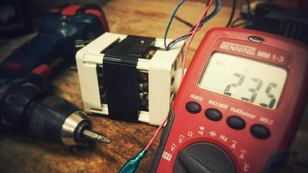 Electric, Component, Current, Digital