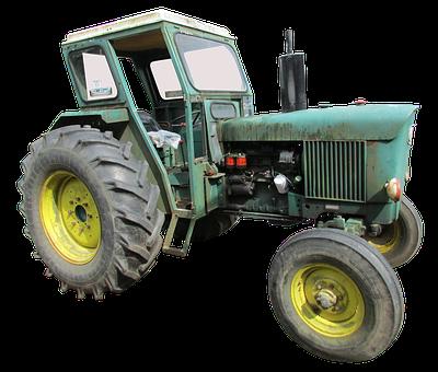 John Deere, Old Tractor