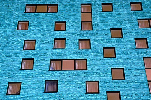 Architecture, Building, Windows