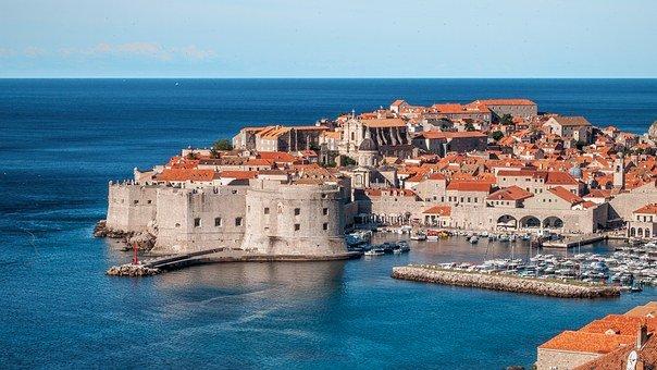 Dubrovnik, Croatia, Kings Landing, City