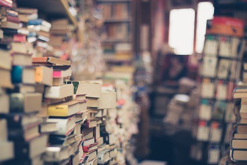 Books, Stack, Book Store, Stack Of Books