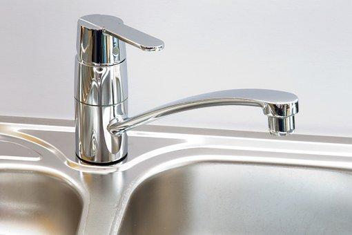 Mixer Tap, Tap, Water, Faucet, Kitchen